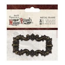 Vintage metalramme