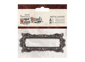 Embellishments / Verzierungen Marco del metal de la vendimia