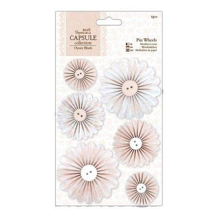 Embellishments / Verzierungen 1m lace border (4 pieces) - Copy