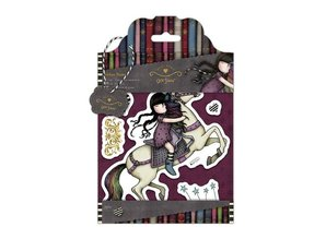 Gorjuss / Santoro Gorjuss - The Runaway, 7 stamp motifs