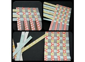 Spellbinders und Rayher Metal template Shapeabilities, Asian Accents, ~ 2.8 x 2.7 to 22 x 2.5 cm. A set of 6 Template!