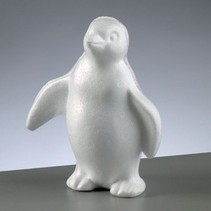 1 modulo di polistirolo, Penguin in piedi, 180 millimetri