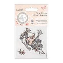 Stempel / Stamp: Transparent Silikone tempel