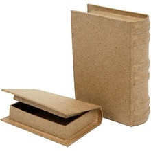 Objekten zum Dekorieren / objects for decorating Box i bogform