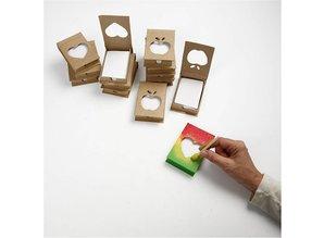 Objekten zum Dekorieren / objects for decorating Portablocco, dimensioni 10x7x2, 5 centimetri