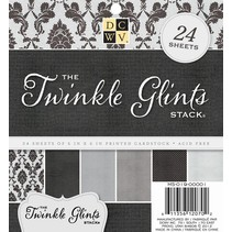 DCWV, Twinkle Glints Stack