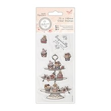 Stempel / Stamp: Transparent Silicone temple