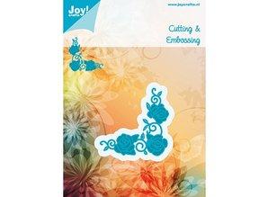 Joy!Crafts und JM Creation Corner roses