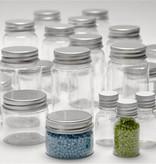 BASTELZUBEHÖR / CRAFT ACCESSORIES PCK med 4 forskellige størrelser: 13, 35, 50, 100 ml