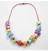 Kinder Bastelsets / Kids Craft Kits 1 collar de los niños: Bastelset