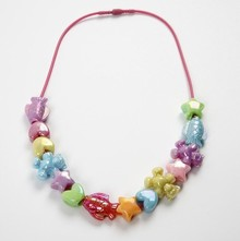 Kinder Bastelsets / Kids Craft Kits 1 collar de los niños: Bastelset