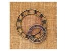 Embellishments / Verzierungen Vintage Uhr