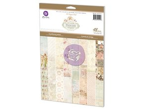 Prima Marketing und Petaloo Pad af papir, A4 Paper Pad Princess, 16x3 ark