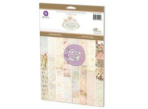 Prima Marketing und Petaloo Pad of paper, A4 Paper Pad Princess, 16x3 sheet