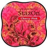 FARBE / INK / CHALKS ... 6 StazOn tampón de tinta en colores claros de color !!