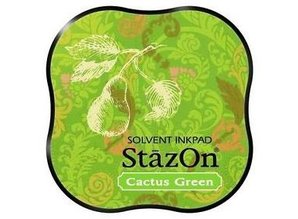 FARBE / INK / CHALKS ... 6 StazOn stamp pad in light colors Color !!