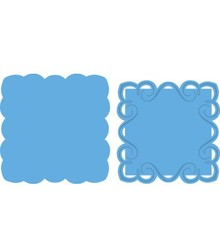 Marianne Design Punch - and embossing template
