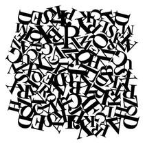 Pronty Mask Buchstaben Mix