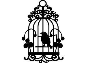Pronty Pronty Mask design, 148 x 210mm - Birdcage