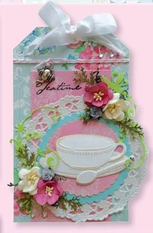 Marianne Design Eine Set von Tassen Sammlung