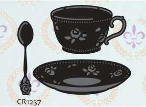 Marianne Design Limited Offer: A set of cups collection