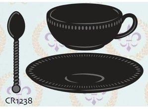Marianne Design Limitiertes Angebot: Eine Set von Tassen Sammlung