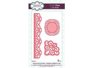 Creative Expressions Punch - and embossing stencil, Creative Expressions,