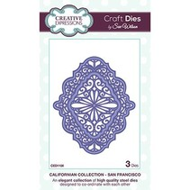 NEW punch - and embossing template