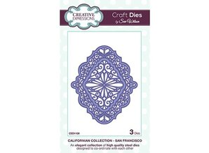 Creative Expressions Punch - and embossing stencil, Creative Expressions