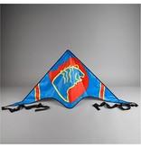 Kinder Bastelsets / Kids Craft Kits 2 grandes cometas de nylon para la pintura y la decoración!