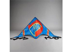 Kinder Bastelsets / Kids Craft Kits 2 Store kites fra nylon til maling og dekoration!