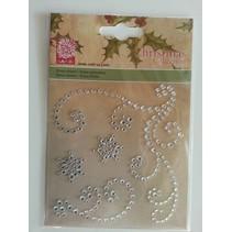 """Gemstone Stickers, """"adornos"""", transparente"""