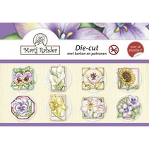 """Bastelbuch zur Karten Gestaltung """"Frühling und Blumen"""""""