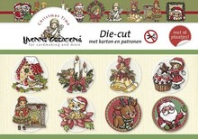 "BILDER / PICTURES: Studio Light, Staf Wesenbeek, Willem Haenraets Bastelbuch for card design ""Christmas photo"""