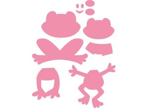 Marianne Design diseño marianne, coleccionables - Frog