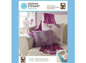 EK Succes, Martha Stewart Martha templates, Peacock, 22 x 28 cm, 1 pc
