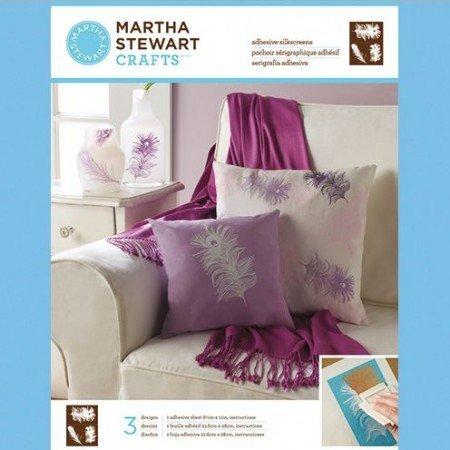 EK Succes, Martha Stewart Plantillas de Martha, pavo real, 22 x 28 cm, 1 pc