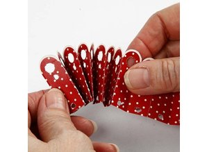 Komplett Sets / Kits Craft Kit: set di materiale per 6 pezzi rosette