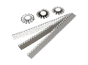 Komplett Sets / Kits Kit Craft: conjunto de material para 6 pcs rosetas - Copy