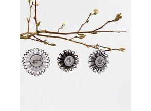 Komplett Sets / Kits Craft Kit: material set for 6 pcs rosettes - Copy