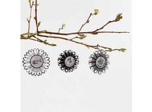 Komplett Sets / Kits Craft Kit: set di materiale per 6 pezzi rosette - Copia