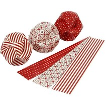 Craft Kit: sæt af materialer til 9 stk papirkugler.