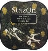 FARBE / INK / CHALKS ... StazOn Distress Ink