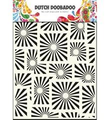 Pronty Pronty Dutch Mask Art,A5, Vierecke