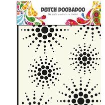 Pronty Dutch Mask type, A5, Sun