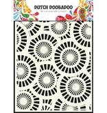 Dutch DooBaDoo Pronty tipo máscara holandeses, A5, Círculos