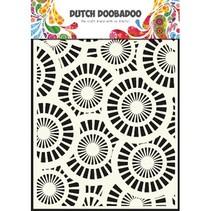 Pronty Dutch Mask type, A5, Circles