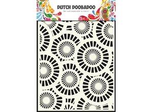 Dutch DooBaDoo Pronty Dutch Mask type, A5, Circles