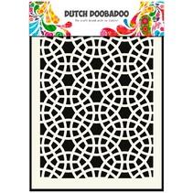 Pronty, Dutch Mask Art,A5, Mosaic