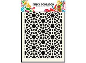 Schablonen und Zubehör für verschiedene Techniken / Templates Pronty, Tipo maschera olandese, A5, Mosaico